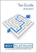 BDV 2016 Cover