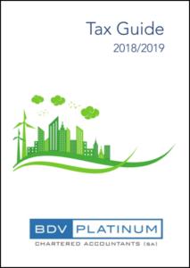 BDV Tax Guide 2018
